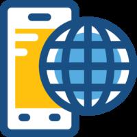 Иконка мобильный интернет