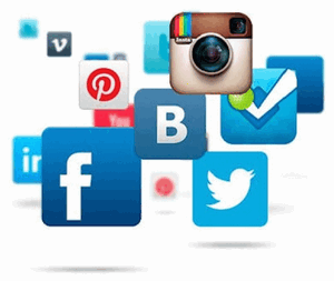 Обращение в техподдержку через социальные сети