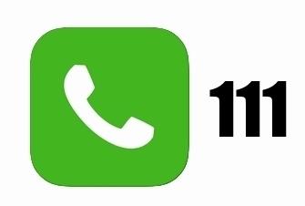 Звонок на номер 111